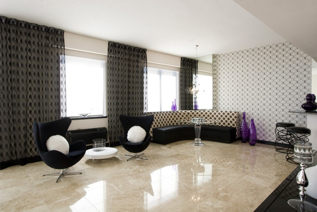 Italian-marble-flooring-for-modern-living-room