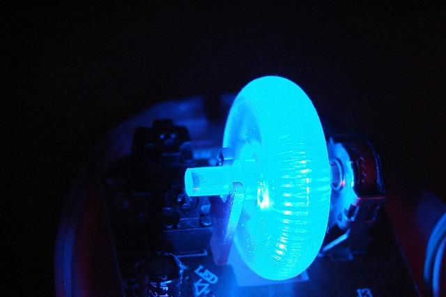 modré světlo